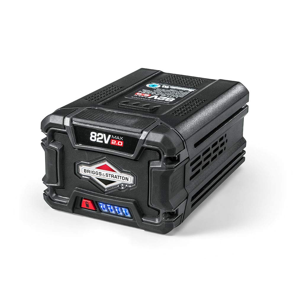 Briggs & Stratton 82V MAX 2.0 Lithium-ion Battery for Snapper XD Cordless Electric Tools