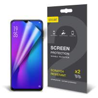 Olixar for Huawei P30 Pro Screen Protector - Film Protection - Case Friendly - Easy Application Card and Cleaning Cloth Included - 2 Pack