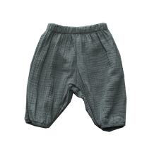 WINZIK Newborn Infant Baby Kids Outfits Solid Color Summer Casual Shorts Harem Pants Trousers