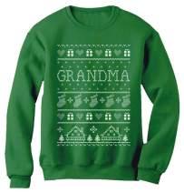 TeeStars - Grandma Ugly Christmas Sweater Funny Xmas Gift Women Sweatshirt