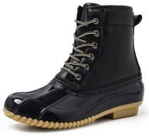 FANSITE Dylan Women's Waterproof Rain Duck Boots