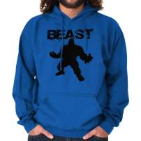 Giant Beast Workout Gym Fitness Muscle Hoodie