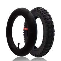 1PZ MX3-T12 Set of 12.5x2.75 Scooter Tire & Inner Tube for MX350 MX400 Dirt Rocket
