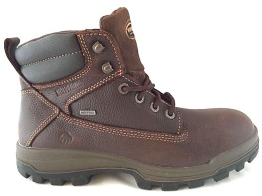 "Wolverine Waterproof 6"" Soft Toe Boot"