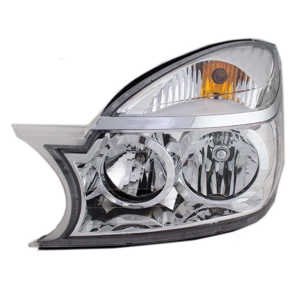 Aftermarket Replacement Driver Halogen Headlight Compatible with 2004-2007 Rendezvous 10342801 15144695