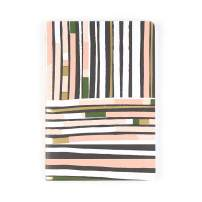 Erin Condren x Oh Joy! Petite Journal 5.7x8.25 - Lively Lines Design Theme. Includes 80 Sketchbook Pages. Perfect for Drawing, Doodling, Journaling, Note-Taking & More