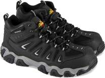 Thorogood Men's Crosstrex Series - Mid Cut Waterproof, Composite Safety Toe Hiker