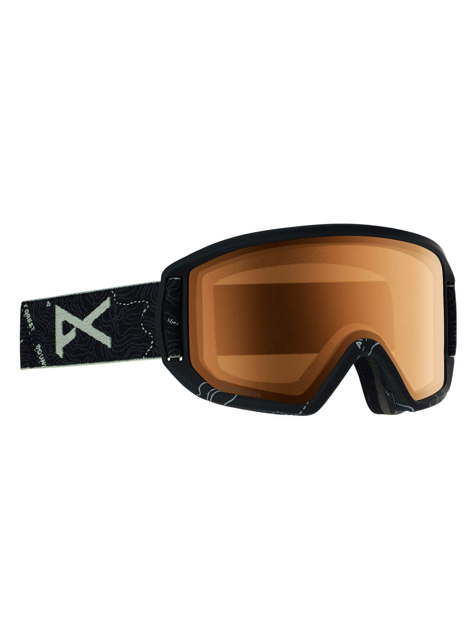Anon Relapse Goggle (Available in Asian Fit, Select Colors Include MFI Mask)