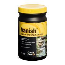 CrystalClear Vanish Dechlorinating Granules - 2 pounds - 96 Treatments Per 1,000 Gallons