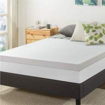 Best Price Mattress King Mattress Topper - 3 Inch Memory Foam Bed Topper with Cooling Mattress Pad with Cover, King Size