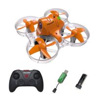 Mirarobot S85 FPV Drone Racing with 720P HD Camera Micro Quadcopter Tiny Whoop, 5.8G 40CH 6-Axis 8.5mm Motor Powerful, High -Voltage Battery, Automatically Increase Stability RTF