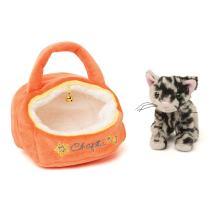 Maplelea Chapta, Pet Cat Set for 18 Inch Doll