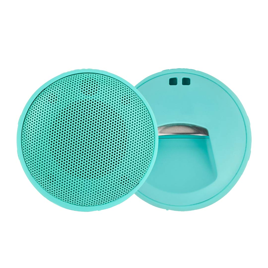 Speaqua - Bottle Opener Waterproof Bluetooth Speaker (Pocket Size) - Dual Pairing - Cruiser H2.0 Series - Tahitian Blue
