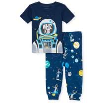 The Children's Place Baby Boys Printed Pajama Set