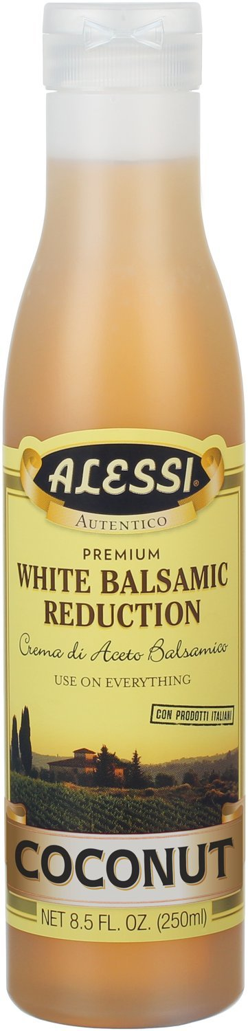 Alessi Coconut Balsamic Vinegar Reduction,  8.5 Ounce