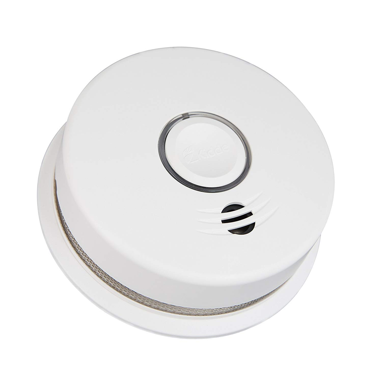 Kidde P4010DCSCO-W 10-Year Worry Free Battery Wireless Combination CO and Smoke Alarm (12)