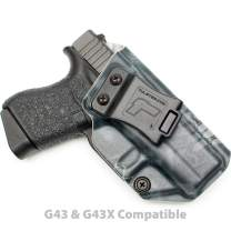 Tulster IWB Profile Holster in Right Hand fits: Glock 43/43X Holster