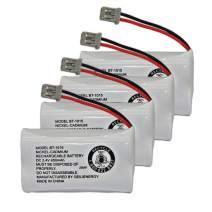 GEILIENERGY BT-1015 BT1015 Battery Compatible for Uniden BT1007 BT-1007 BT904 BT-904 BBTY0651101 BBTY0460001 BBTY0510001 BBTY0624001 BBTY0700001 Panasonic HHR-P506, HHR-P506A Cordless Phone(4-Pack)