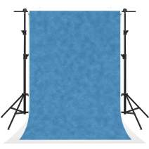 Kate Soft Fabric Blue Vintage Abstract Photography Backdrops 5x7ft Professional Head Sot Portrait Background Photo Washable