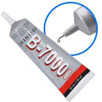 MMOBIEL B-7000 50ML Multipurpose High for Industrial Super Glue Semi Fluid Transparent Adhesive 50 ml 1.68 fl.oz