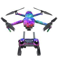 Charmed Decal Kit for DJI Mavic 2/Zoom Drone - Includes 1 x Drone/Battery Skin + Controller Skin