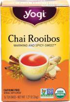Yogi Tea Chai Rooibos, 16 ct