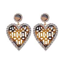 Statement Earrings for Women Daily Wedding Party Club Holiday 1 Pair with gift box
