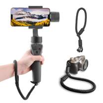 HeiyRC Adjustable Wrist Strap for DJI OSMO Mobile 2 3,Hand Lanyard Anti-Fall Protector for ZHIYUN Smooth 4 Feiyu Vemble Handheld Stabilizer DSLR Camera,1/4 inch Interface