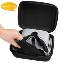 Aproca Hard Storage Travel Case Bag Fit Oculus Go Standalone Virtual Reality Headset and Controllers Accessories (Black)