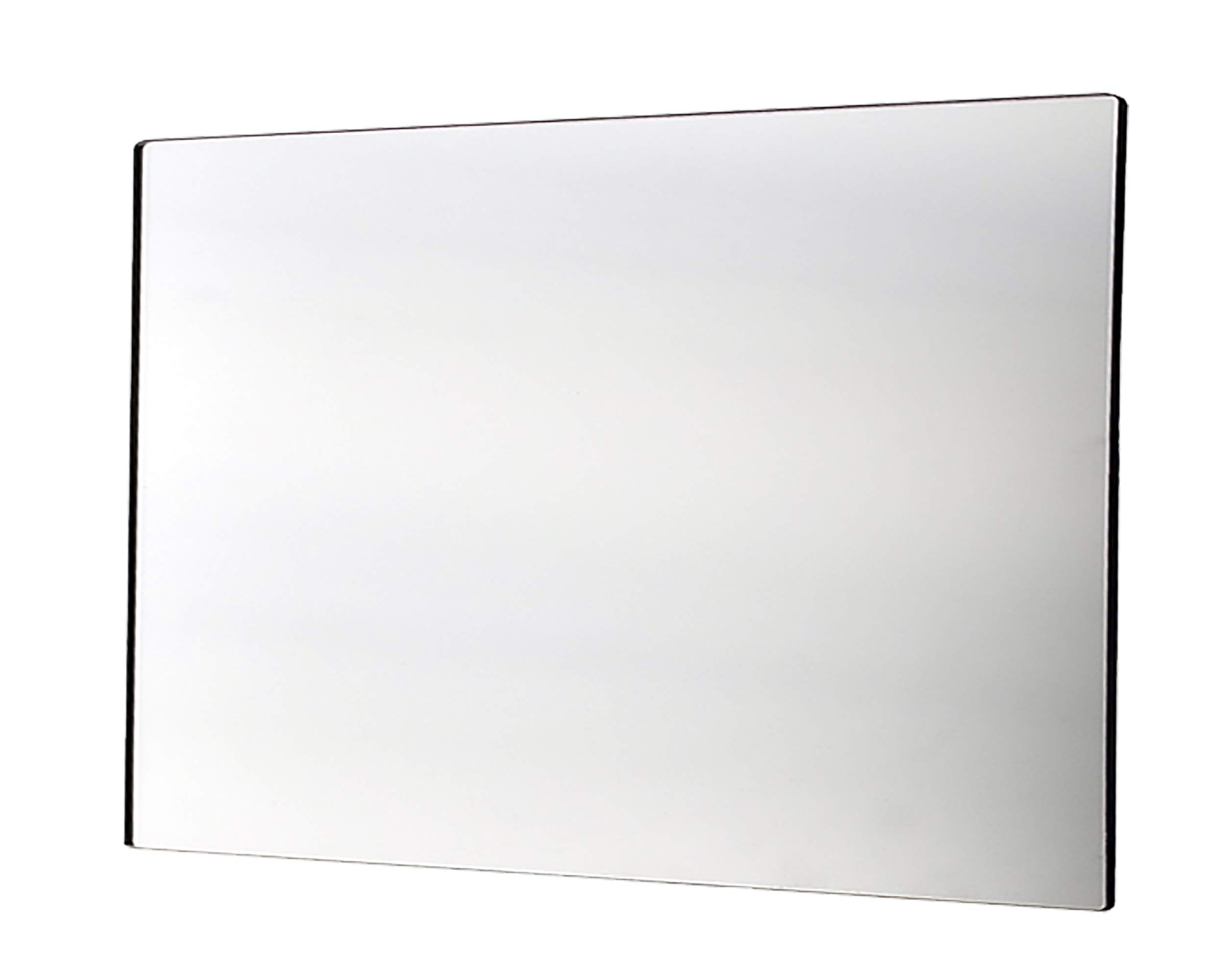 """Marketing Holders Magnetic Acrylic Mirror Lockers Bathroom Camper RV Boat Office Small Mirrors Safer Than Glass 8"""" x 10"""" Can Also use Dry Erase Markers on These"""
