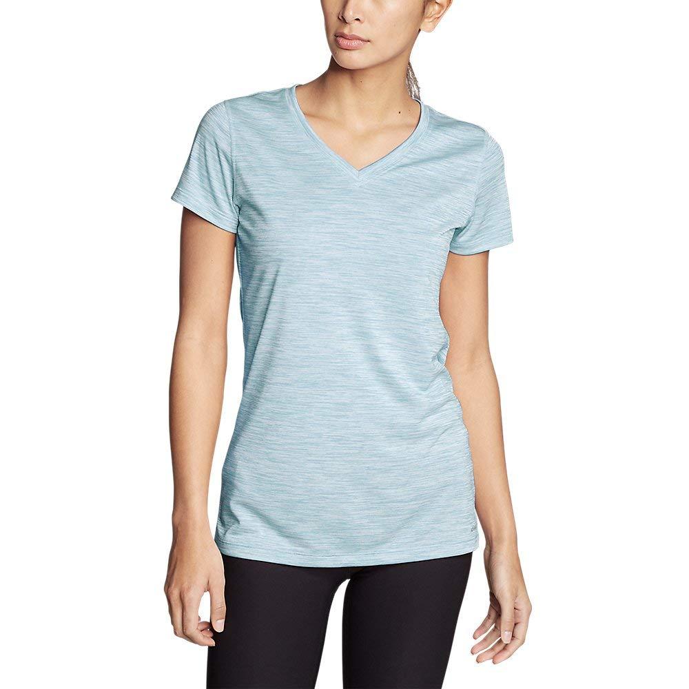 Eddie Bauer Women's Resolution V-Neck T-Shirt