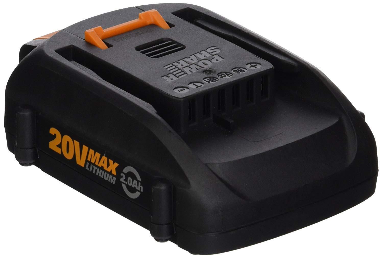WORX WA3575 20V PowerShare 2.0 Ah Battery