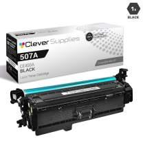CS Compatible Toner Cartridge Replacement for HP M570dn CE400A Black HP Color Laserjet PRO 500 M570 M570DN M570DW Printer M551DN M551N M551XH Color Flow M575C