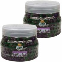 Citrus Magic Home Accents Odor Neutralizing Gel Beads, Pack of 2, 12-Ounces Each