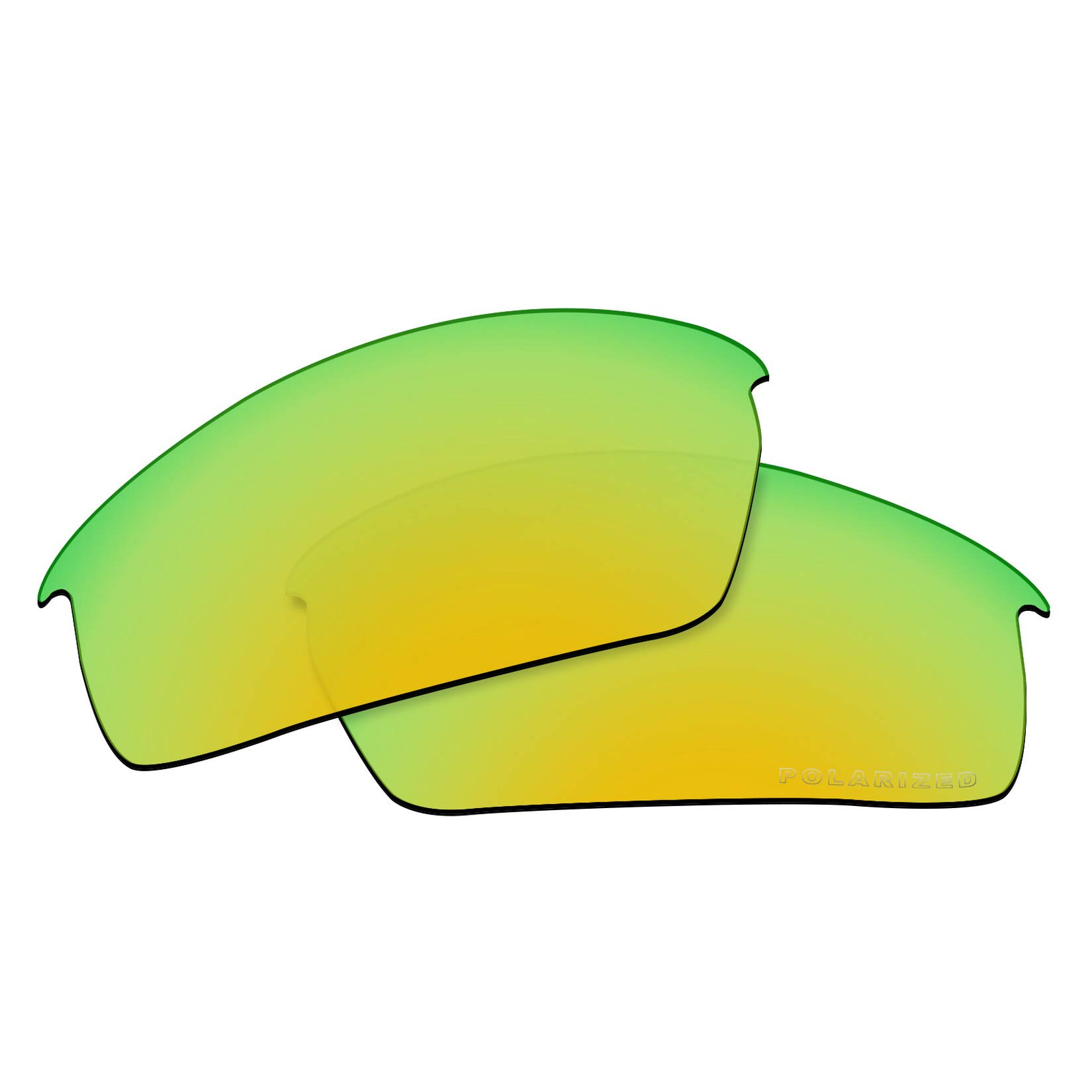 OOWLIT Replacement Lenses Compatible with Oakley Bottlecap Sunglass