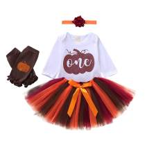 Christmas Baby Girl Outfits 1st Birthday Deer Long Sleeve Romper Top Tulle Tutu Skirt Headband Leg Warmers 4pcs Clothes Set
