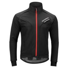ROCK BROS Cycling Jackets for Men Winter Bike Jackets Thermal Windproof Jacket for Men Cold Weather Cycling Running Hiking