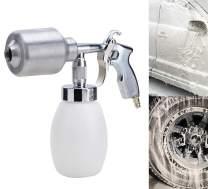 Big Hippo Car Wash Foam Gun, Pressure Car Cleaning Foam Sprayer Gun Washer Snow Foam Lance for Car Home Cleaning and Garden Use