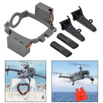 O'woda Mavic 2 Drone Airdropper Clip Payload Delivery Transport Device Wedding Drone Fishing Bait Search & Rescue Tool for Mavic 2 Pro/Zoom (Not for Mavic Pro)