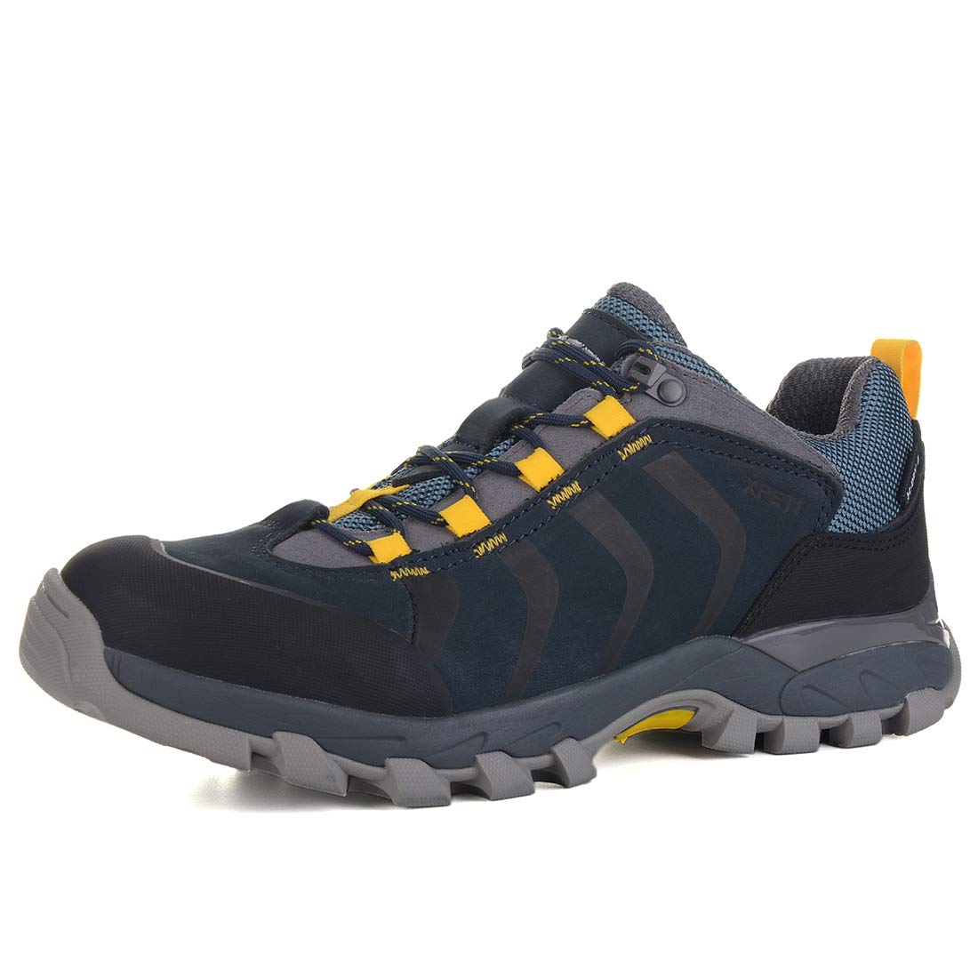 XPETI Men's Vision Water-Resistant Hiking Shoe
