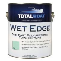 TotalBoat Wet Edge Topside Paint (Sea Foam Green, Gallon)