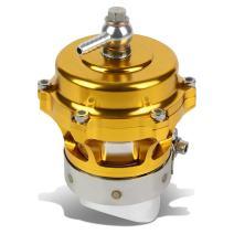 DNA Motoring Gold BOV-50MM-T11-GD 50mm Blow Off Valve