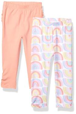The Childrens Place Baby Girls Microfleece Leggings