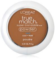 L'Oreal True Match Powder, Nut Brown [C7], 0.33 oz