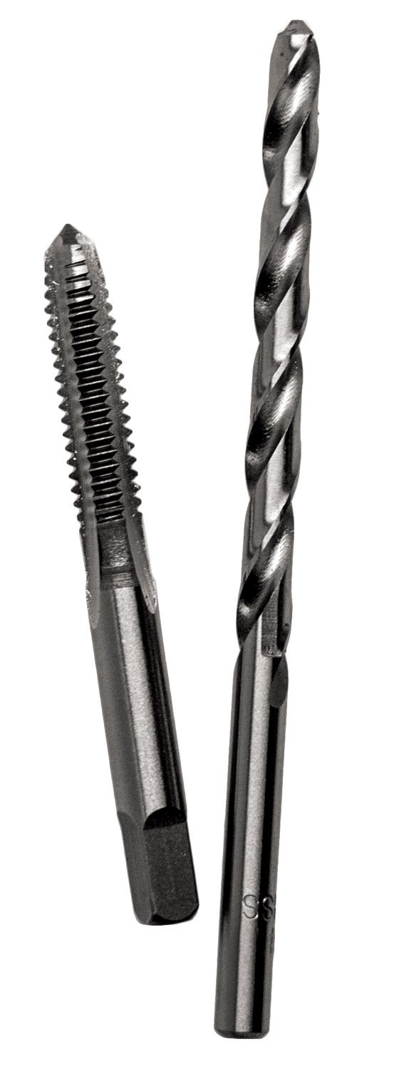 Century Drill & Tool 95404 1/4-28 Nc Tap & #3 Drill Combo Pack