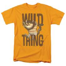 Where The Wild Things are Carol Wild Thing T Shirt & Stickers