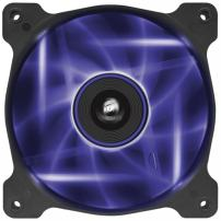Corsair Air Series AF120 LED Quiet Edition High Airflow Fan Single Pack - Purple