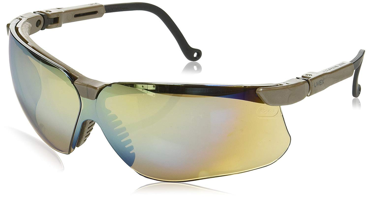 UVEX by Honeywell S3223 Uvex by Honeywell Genesis Safety Glasses with Uvextreme Anti-Fog Coating