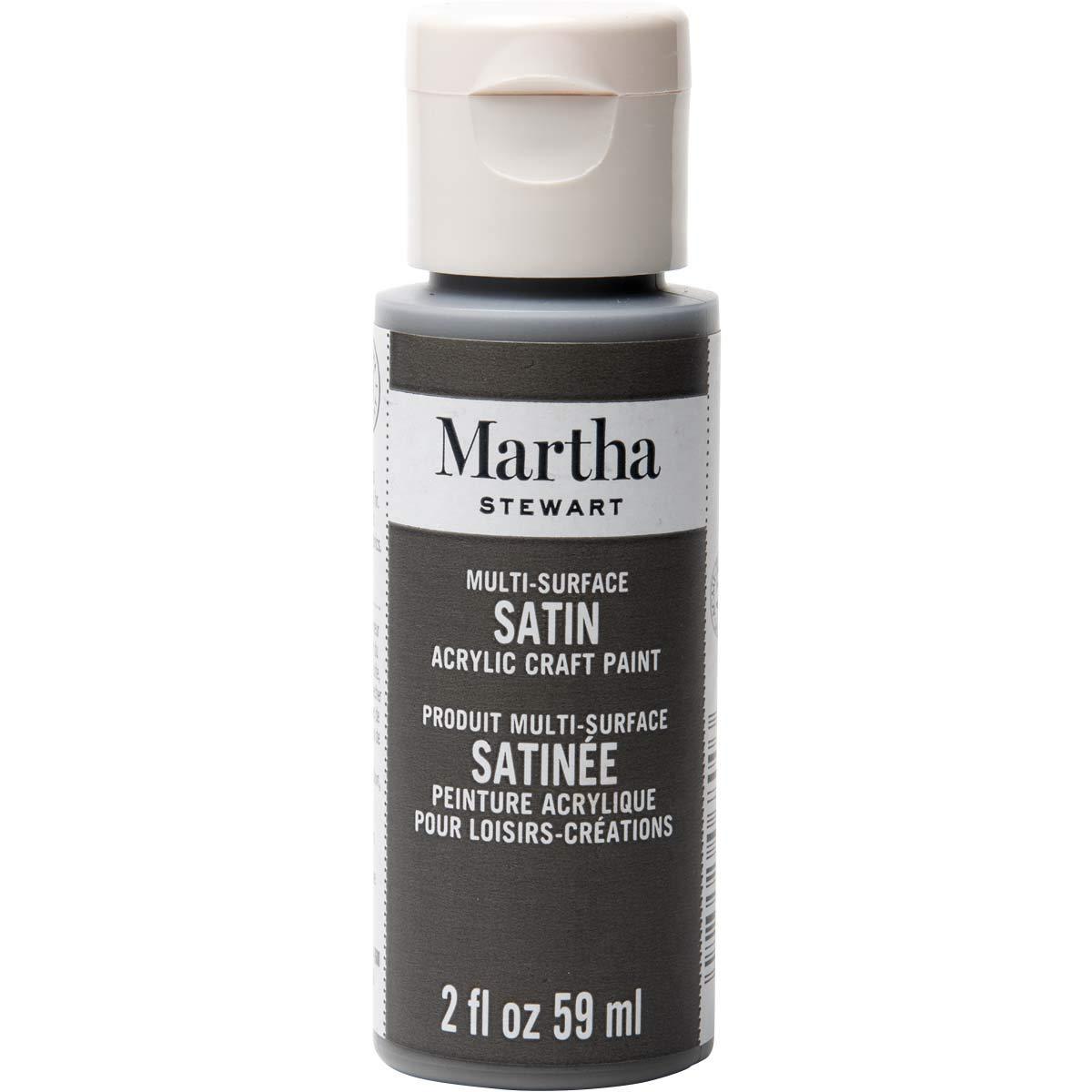 MARTHA STEWART Multi-Surface Satin Acrylic Arrowhead, 2 oz Paint