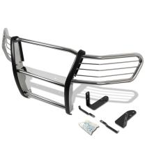 Replacement for Honda Element Y1/H1 Front Bumper Protector Brush Grille Guard (Chrome)